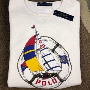 Polo Ralph Lauren Sailing sweatshirt XXL 2XL R89